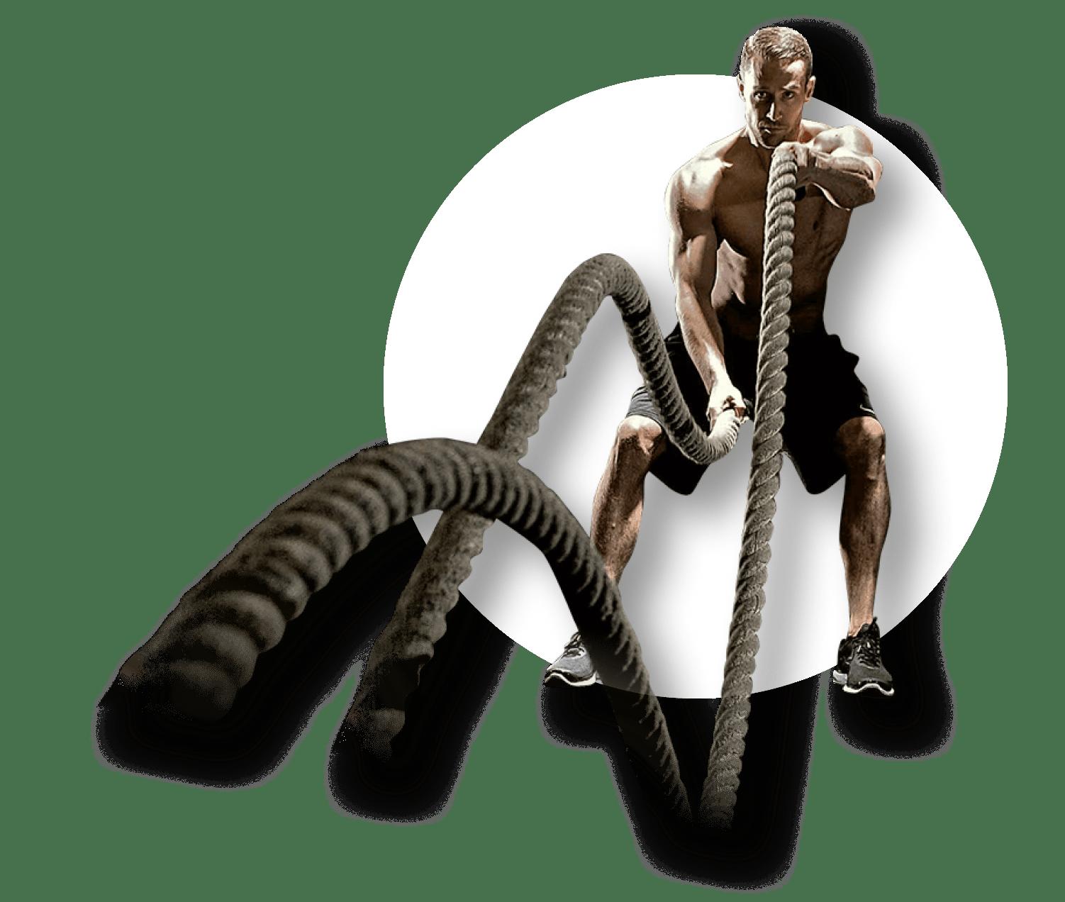 roping white circe